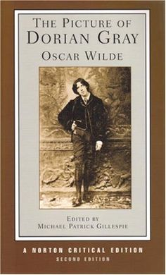 The Picture of Dorian Gray. Excellent book and Oscar suffered so much for it...