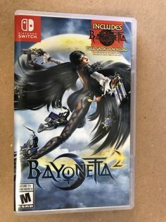 Bayonetta 2 for the Nintendo Switch: $49.99 End Date: Friday Apr-13-2018 12:14:51 PDT Buy It Now for only: $49.99 Buy It Now   Add to watch…