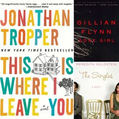 Sugar Summer Reading Recap: Book Recs From the Editors - Some good suggestions on this list.