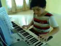 My cousin ~ Piano Kiel Chan ~ In The Mood