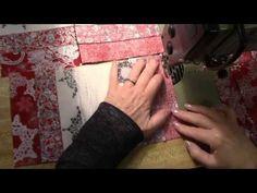 (1) Jordan Fabrics Rail Fence Table Runner Tutorial - YouTube