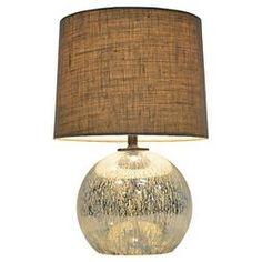 Globe Mercury Glass Table Lamp - Threshold™