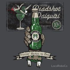 """""""Puttin' Heads to Bed"""" T-Shirts & Hoodies by LocoRoboCo   Redbubble"""
