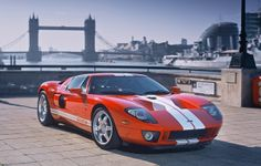 Foto Exteriores (4) Ford Gt Cupe 2005