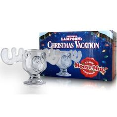 National Lampoons Christmas Vacation Moose Mug!!!