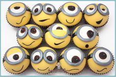 Esses cupcakes estão d+