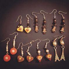 Earrings!!!
