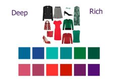 Your best colours