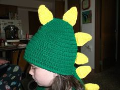 Dino Hat (part of a set)