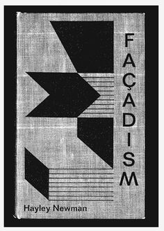 "andren:  ""(via Fraser Muggeridge studio: Hayley Newman - Façadism, 2013)  """