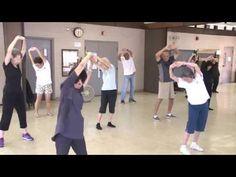 Tai Chi Posture, Get the Stretch + Tai Chi Walk everydaytaichi lucy chun...