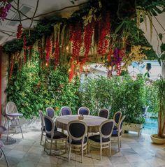 #verticlgarden #garden #pool #flower #flowers #orchid #chairs #terrasse #terasa #table #alvex #interior #interiordesign #hanginggardens Pool Maintenance, Heuchera, Garden Borders, Lots Of Money, Pool Water, Smart Design, Enjoy It, Nature Reserve, The Locals