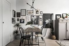Home with a great art wall | COCO LAPINE DESIGN | Bloglovin'