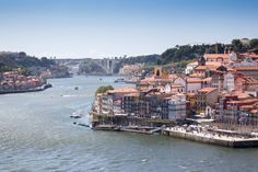 View on #Porto and #Rio #Douro http://www.patrickjoest.com/portfolio/landscapes/view-porto-rio-douro