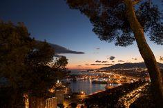 Málaga, España: Julio 2015