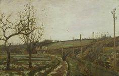 Camille Pissarro(1873)