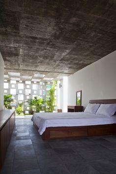 Tropisk arkitektur - Binh Thanh House in Vietnam