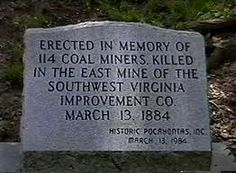 Arkansas coal mine explosion