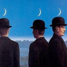 Learn more about The Mysteries of the Horizon by Surrealist artist, Rene Magritte. Max Ernst, Man Ray, Rene Magritte, Chef D Oeuvre, Weird Creatures, Art For Art Sake, Printmaking, Oil On Canvas, Mystery