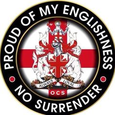 St George's Cross, Cross Flag, English Rugby, English Uk, Happy St George's Day, British Quotes, Great Britan, St Georges Day, British Things