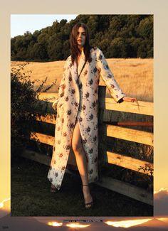 Lucie von Alten is Pretty in Louis Vuitton for SnC by Nikolay Biryukov