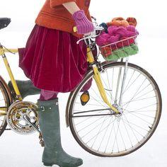 bici y colores!