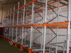 Double depth pallet racking supplied and installed by Storage Design Limited Pallet Racking, Racking System, Storage Design, Projects, Log Projects, Blue Prints, Pantry Design