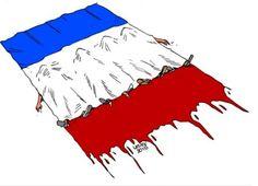 Paris pleure ses morts