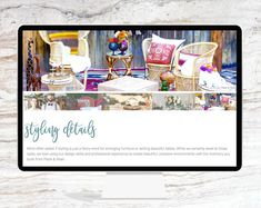 Plank & Pearl Boutique Vintage Rentals, Denver, CO for weddings + events. Website design by LBC Design Co.