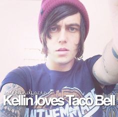 Kellin is me... I am Kellin... we are one... It's meant to be xD