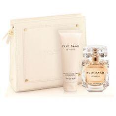 180 dt chez fatales Coffret Le Parfum Eau De Parfum + Lait de Corps de Elie  Saab en Tunisie - Vente Coffret Le Parfum Eau De Parfum + Lait de Corps en  ... 24584bb2c5f