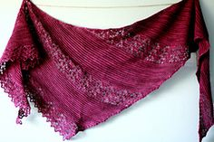 Nurmilintu by Heidi Alander. 440 yards of Fingering-weight yarn.  Free pattern on Ravelry