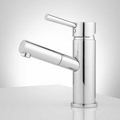 Mamba  Single Hole Bathroom Faucet