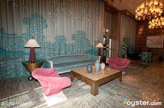 Lobby at the Viceroy Miami