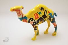 cyan74.com - vintage & pop culture | CAMEL Merchandise