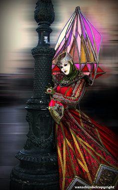 Venice Carnival 2010 by Struggle for life, via Flickr