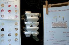 """Alla gelateria artigianale di san Salvario  Mara dei Boschi i gusti sono """"su ordinazione"""" #torino #gelato - #socialfoodewine - Ph. C. Pellerino"""