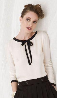 PATTERN TUTORIAL blouse