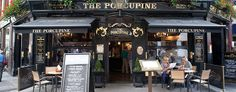 The Porcupine in Leicester Square London