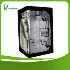 80*80*160 indoor Hydroponics Grow Tent Greenhouse Reflective Mylar Non Toxic Room  sc 1 st  Pinterest & LAB120-XXL Extra Tall Grow Tent (120x120x230cm) | Grow tent Tall ...