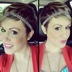 Short Pixie Hairstyles for Christmas