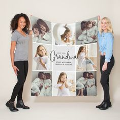 Family Tree Photo, Family Photos, Photo Tree, Manta Polar, Photo Collage Gift, Polaroid, Love You Mum, Photocollage, Photo Blanket