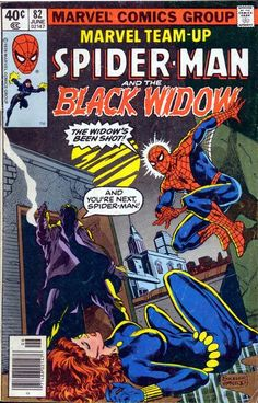 Written by Chris Claremont, drawn by somebody else! The Black Widow is out of her head; instead of her usual partner, this guy has to get her act together.