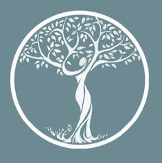 Image result for tree of life circle tattoo