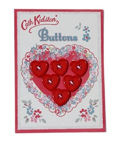 Cath Kidston ~ Buttons