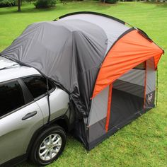 You'll love the SUV 4 Person Tent at Wayfair - Great Deals on all Outdoor  products with Free Shipping on most stuff, even the big stuff.