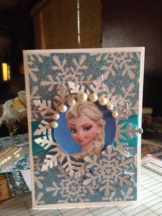 Elegance in frozen style