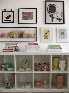 Great Display Pretty Mugs, Home Decor Inspiration, Decor Ideas, Decorating Ideas, Craft Ideas, Sewing Rooms, Space Crafts, Color Stories, Shelving