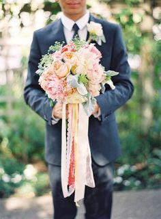 bouquet mariée wedding