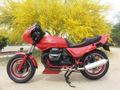 1985 Moto Guzzi Le Mans IV 1000